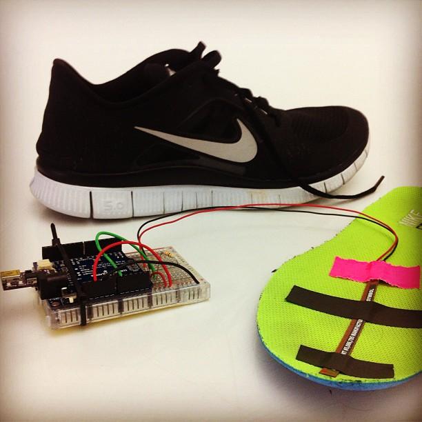 steady flex sensor prototype