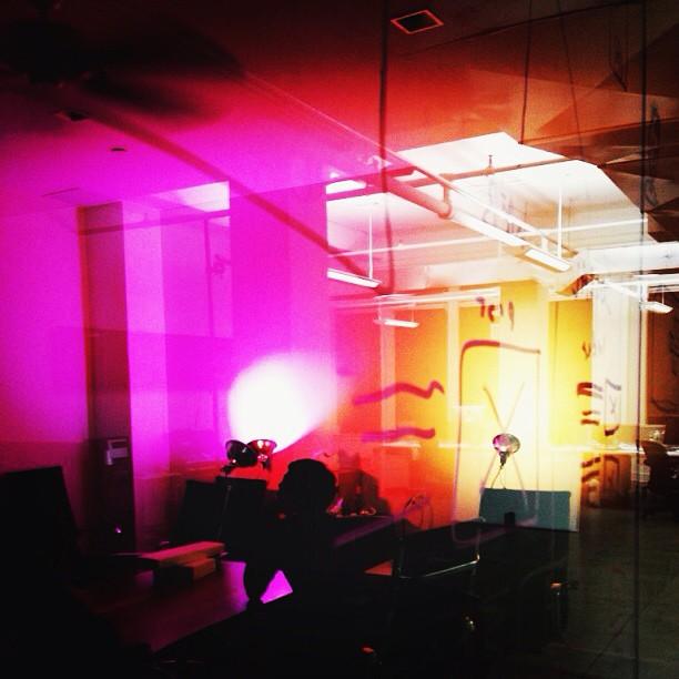 steady prototype hue lights