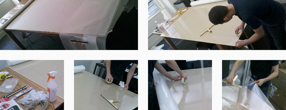 steady touch foil prototype