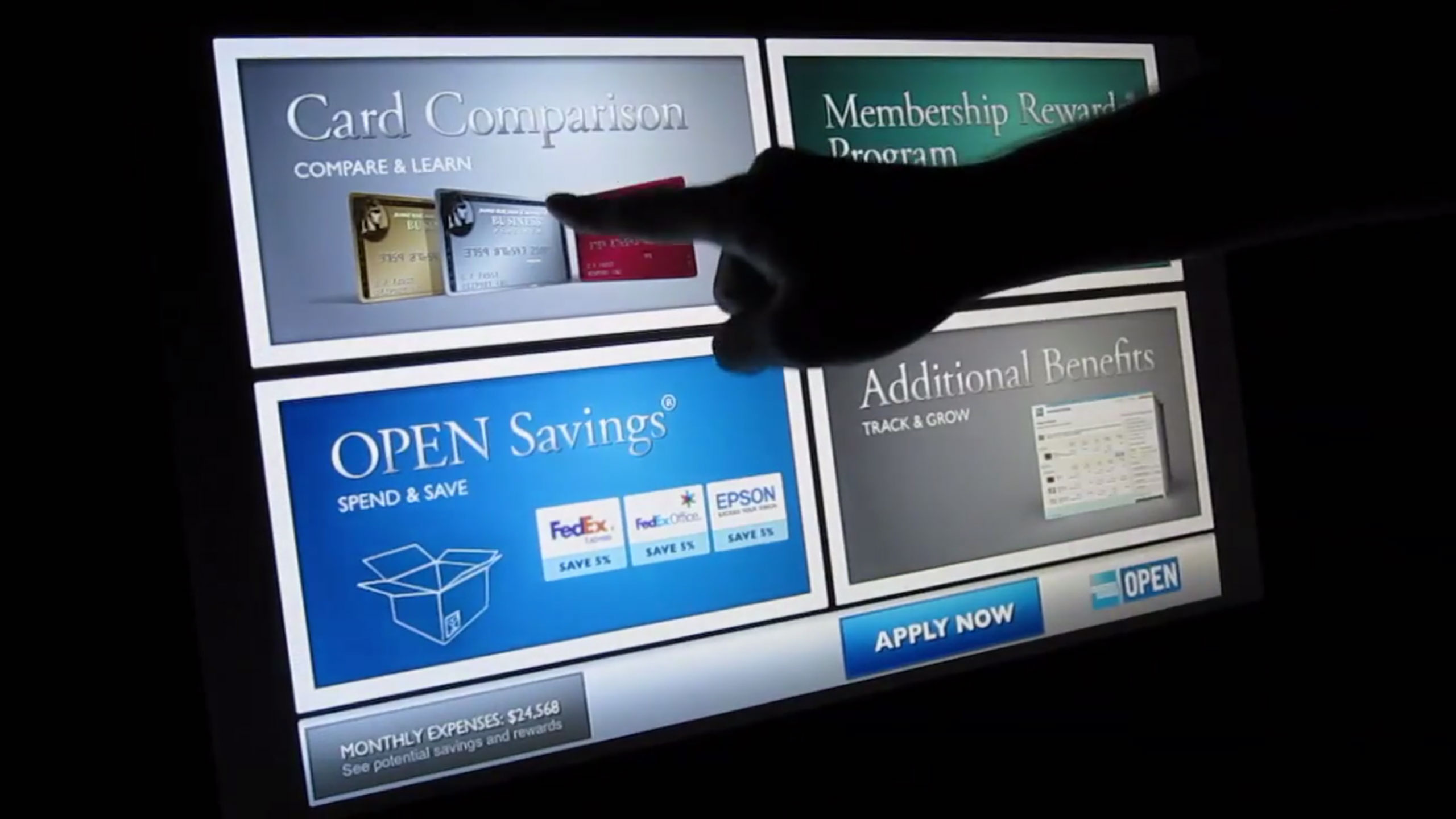 american express open savings