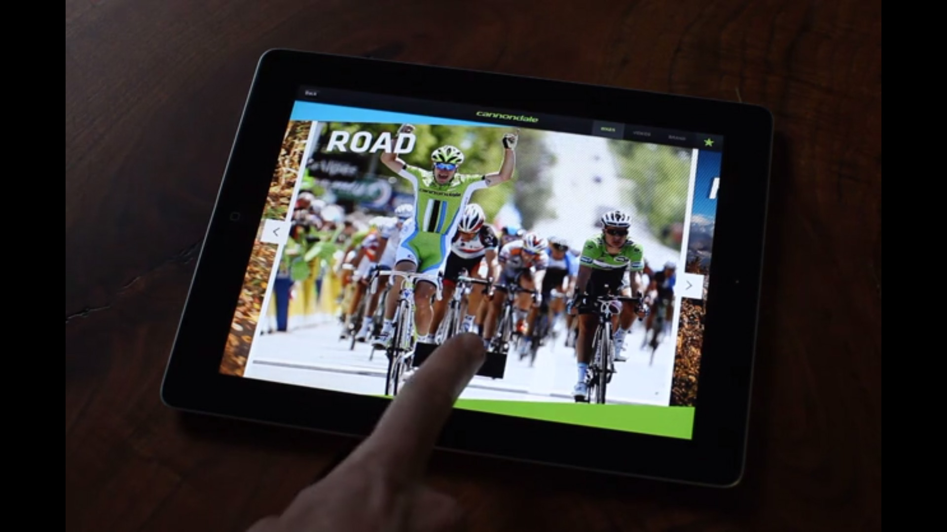 steady nike cannondale dealer book iOS